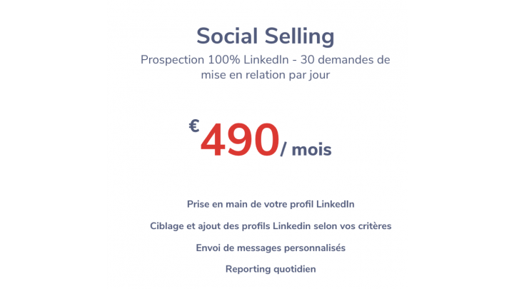 photo couverture Social Selling - prise en main de votre profil linkedin