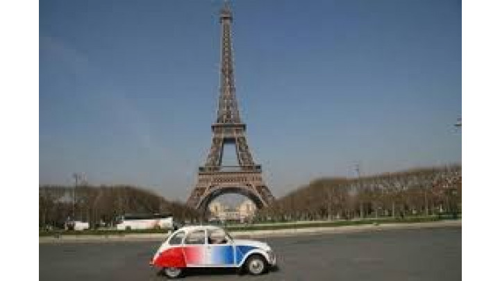 photo couverture Location de 2CV sans chauffeurs
