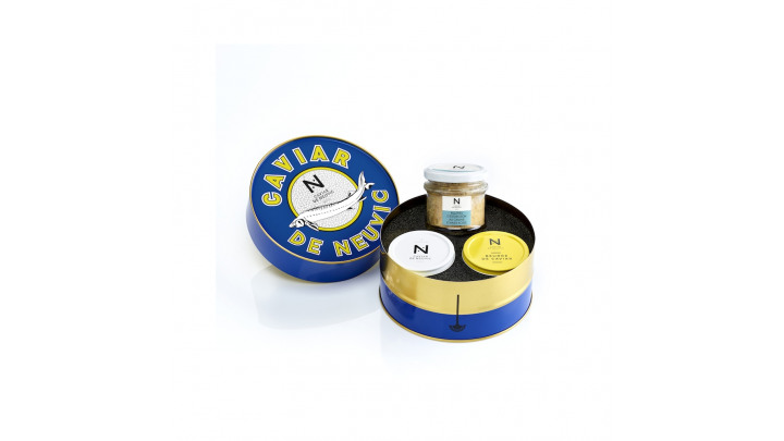 photo couverture CAVIAR COFFRET ORIGINE DÉCOUVERTE