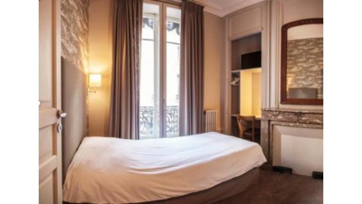 photo couverture Hôtel Vaubecour à Lyon