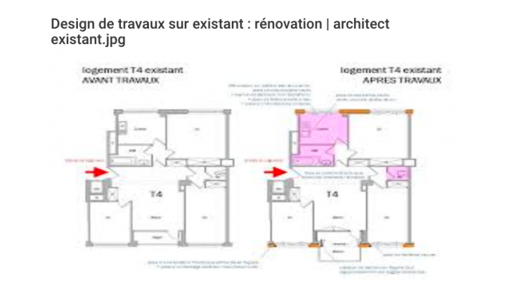photo couverture Design de travaux sur existant : rénovation