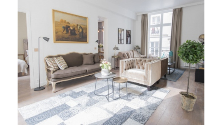 photo couverture Location touristique/affaires d'appartements sur Paris