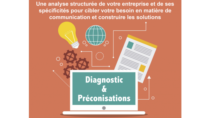 photo couverture Diagnostic & Préconisation