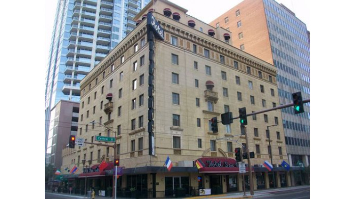 photo couverture Hotel in Manhattan NYC - The San Carlos