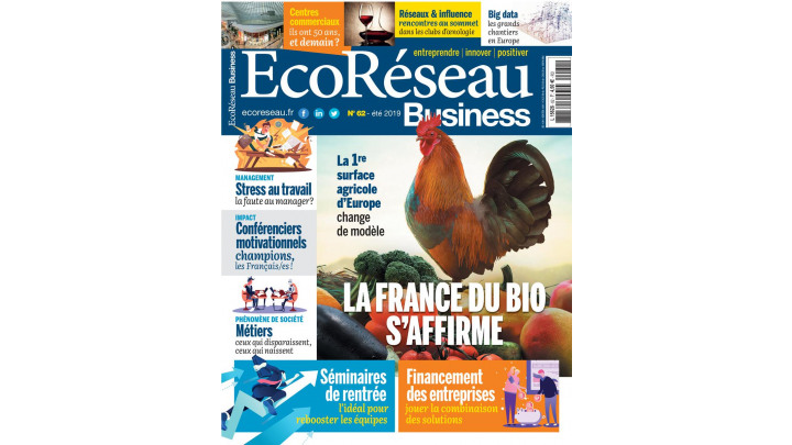 photo couverture 100% Barter - EcoRéseau Business - Campagne publicitaire