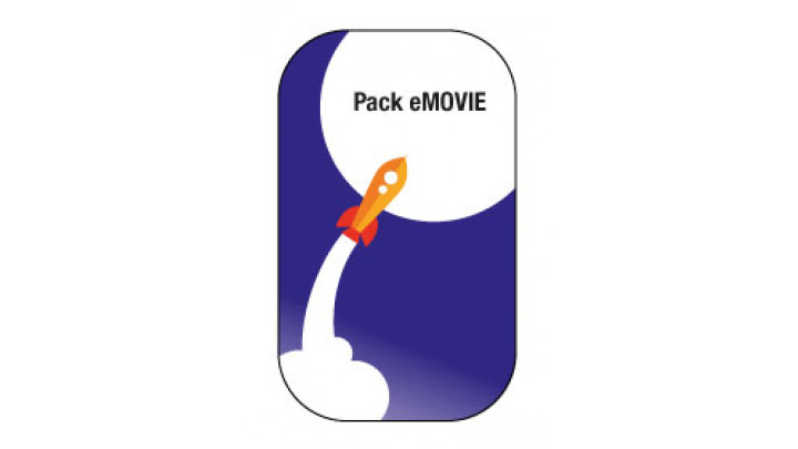 photo couverture Pack eMOVIE