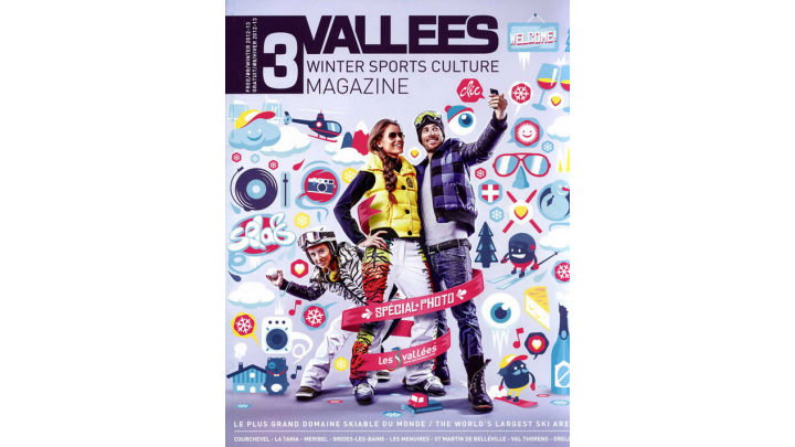 photo couverture PARUTION PRESSE 3 VALLEES MAGAZINE