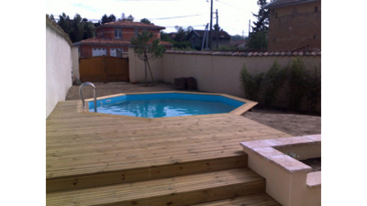 photo couverture Terrassement - VRD - Piscine - Bordure