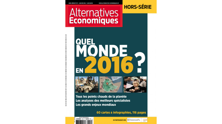 photo couverture Abonnez-vous à Alternatives Economiques