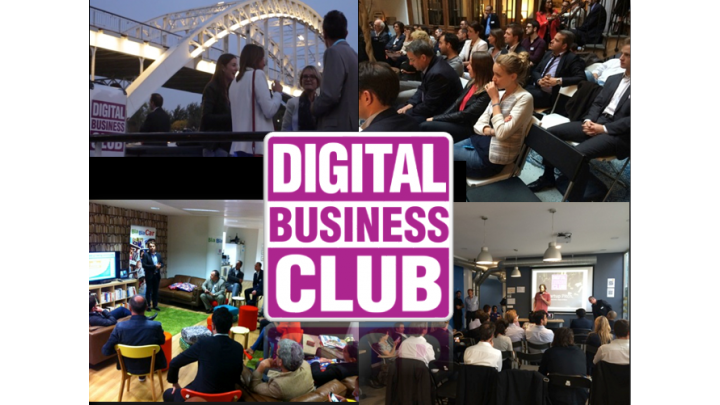 photo couverture Digital Business Club