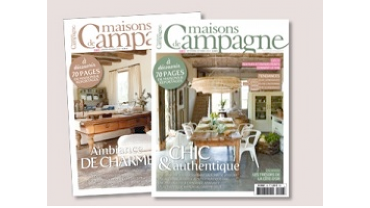 photo couverture Presse Magazine | Univers decoration