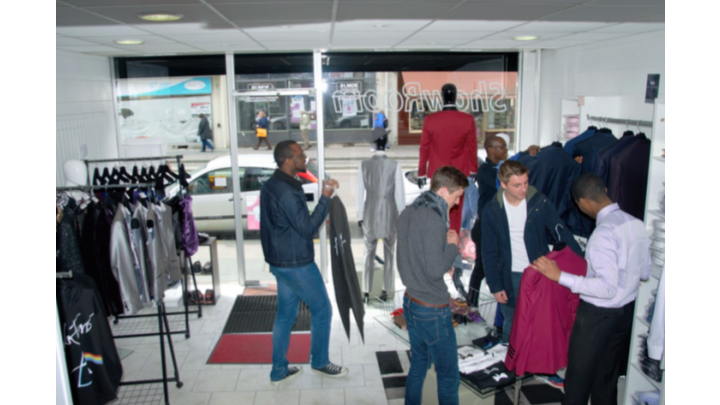 photo couverture Show room