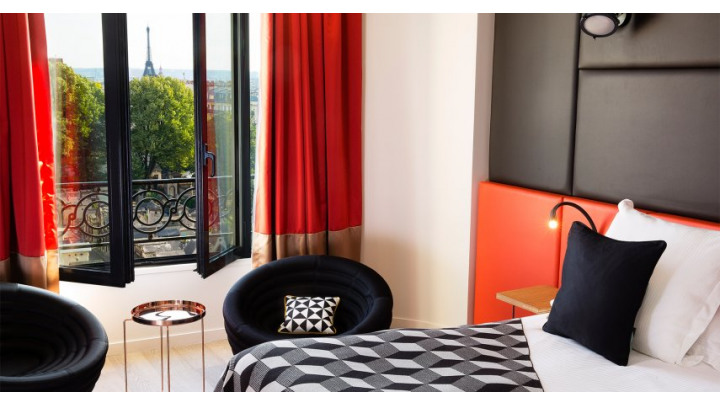 photo couverture Nuits au Terrass Hotel 4**** au pied de Monmatre (Paris 18e)
