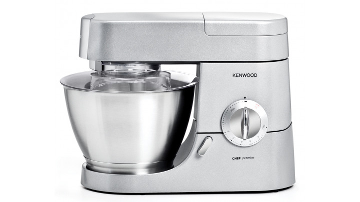 photo couverture KENWOOD Robot pâtissier - Chef Premier - KMC572H